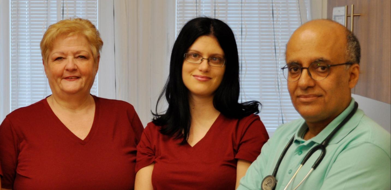 Internist und Rheumatologe